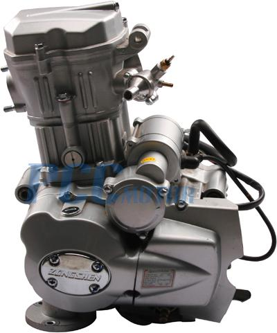 4 stroke 250cc zongshen ohc water cooled quad atv cb250 engine motor Yamaha Mini ATV Racks